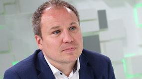 Ministras G.Surplys apie E.Bėronto atleidimą: VSD tikrina ir asmens ekonominius interesus