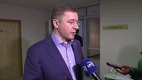 R.Karbauskio komentaras dėl galimai nesumokėtų mokesčių Latvijoje