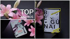 Gegužės TOP: dešimt vertų dėmesio knygų