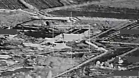 Rusijos Gynybos ministerija paskelbė filmuotą medžiagą, neva įrodančią Turkijos ryšius su ISIS