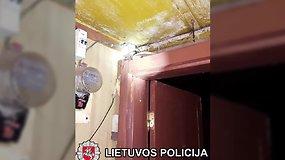 Vilniuje pareigūnams įkliuvo narkotikų platintojas