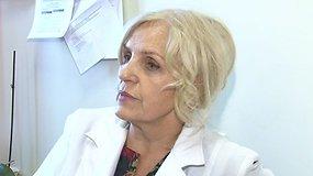 Gydytoja kaltinama paėmusi kyšį iš ligonės, prašiusios neteisėtos eutanazijos