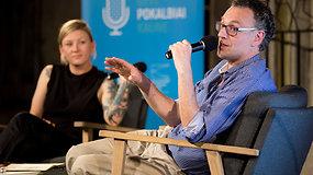 15min Klausyk! gyvi pokalbiai: diskusija su verslo konsultantu Paulu Bourne'u apie kūrybiškumą [EN]