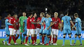 """Pasaulio futbolo klubų taurė: FC """"Barcelona"""" - FC Guangdžou """"Evergrande"""""""