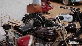 Marijampoliečio aistra – unikalių automobilių ir motociklų kolekcija, kuria džiaugtis leidžia visiems