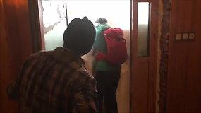 Kalnų meteorologijos stotyje tris lenkus įkalino sniegas