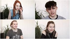 Užsieniečiai vertino šakotį, Lietuvos kvapą ir Jurijaus Veklenko Eurovizinę dainą
