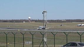 Kiek yra saugūs Lietuvos poilsiautojus skraidinantys seni lėktuvai?