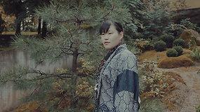 Merginą iš tolimosios Japonijos į Lietuvą atviliojo muziejai ir kalba