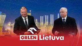 15min tyrimas. Po slaptų S.Skvernelio susitikimų – milijonai Lenkijos naftos koncernui