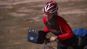 Penki lietuviai dviračiais pervažiavo Kirgiziją