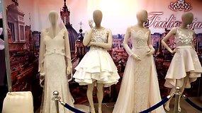Vestuvių sezonas jau ant nosies: naujausios suknelių tendencijos