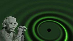Šimtmečio mokslo proveržiu vadinamos gravitacinės bangos: kas tai yra?