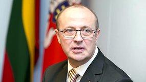 Druskininkų tarybos posėdį R.Malinauskas pradėjo nusikeikdamas (audio)