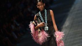 """Milane """"Prada"""" pristatė naujausią kolekciją"""