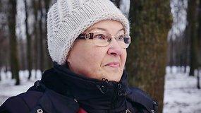 Senjorė Aldona Markauskienė: ėjimo naudos keliais sakiniais nepapasakočiau