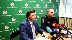 Kaune policija tiria bylą dėl seksualiai išnaudotų mažamečių