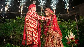 Grandiozines vestuves Indijoje fotografavęs lietuvis pasidalino savo įspūdžiais
