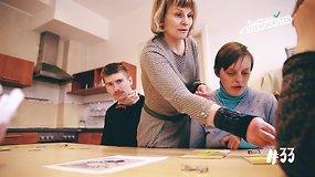Vyro smurtą ir sūnaus netektį moteriai išgyventi padėjo socialinis darbas