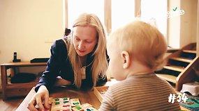 """Psichologė: """"Vaikai – geriausi suaugusiųjų mokytojai"""""""