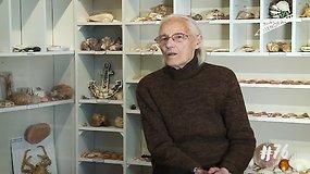 Mums rūpi. 90-metės mokytojos aistra – jūros dugno turtai, virtę mažu muziejumi