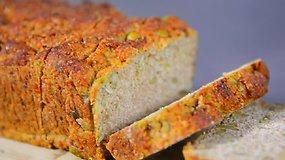 Šimtmečio receptas. Duona, kuri kaskart bus vis kitokia