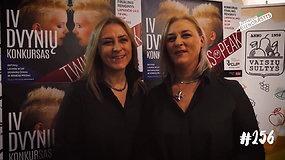"""Dvynės Aurika ir Erika ketvirtus metus organizuoja dvynukų festivalį-konkursą """"Twins Peak"""""""