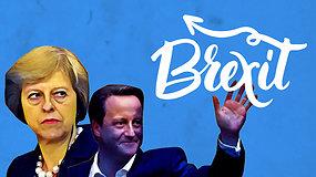 """""""Brexit"""" pasekmės: svarbiausi faktai"""