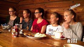 """Devynias mergaites globojanti Ilona: """"Turbūt šaukė širdis"""""""
