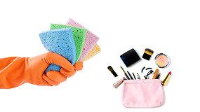 Bakterijos jūsų namuose: 7 kasdieniai daiktai, kur jų slepiasi netikėtai daug