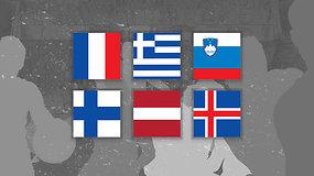 Europos krepšinio čempionato A grupė: lyderiai ir jų netektys