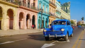Neatrasta, viliojanti ir labai ryški – Kuba