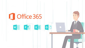 "Kuo skiriasi ""Microsoft Office"" nuo ""Office 365""?"