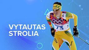 Vytautas Strolia: biatlonininkas iš Anykščių, užsiimantis bitininkyste