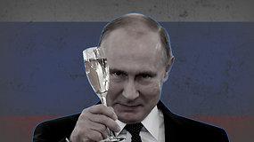Putino rinkimų cirkas: spektaklis, kurio baigtis buvo aiški iš anksto