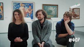 """Taktilinė paroda: """"Aklas pasimatymas"""" su vaizduojamuoju meno kūriniu"""