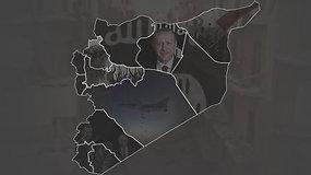 Aštuoneri konflikto Sirijoje metai: ką kare veikia užsienio jėgos?