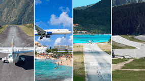 Septyni pavojingiausi pasaulio oro uostai