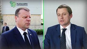 Energetikos ministro ir premjero žodžiai dėl taikos sutarties nesutampa