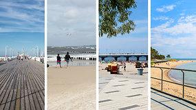 5 geriausi Lenkijos paplūdimio miestai