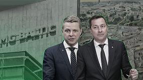 """Iš vilniečių kišenės – šimtai tūkstančių """"MG Baltic"""" kvartalo naudai"""