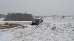 """Antrasis """"Winter rally"""" greičio ruožas"""