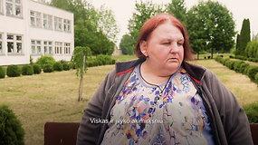 Gaisre namų netekusi 4 vaikų mama Jolanta: atsistoti ant kojų padėjo psichologas