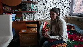 Socialinio būsto Kaune nesulaukianti dviejų mažamečių mama lieka be stogo virš galvos