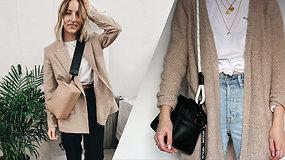 5 drabužių deriniai pavasariui: kur ieškoti įkvėpimo