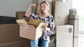 Metas tvarkytis namus: nuo spintos iki dienotvarkės