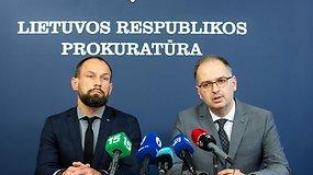 """Prokuratūra paskelbė apie teismui perduotą """"Tvarkos ir teisingumo"""" partijos korupcijos bylą"""