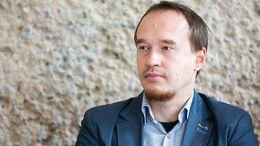 Prezidentas išimties tvarka Lietuvos pilietybę suteikė britų menininkui A.Lukoszevice
