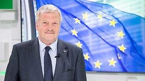 Bronis Ropė: ES teikia daug galimybių, tik reikia jas išnaudoti