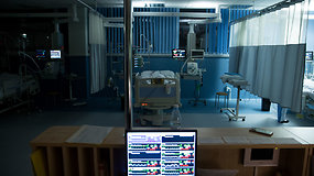 Faktai apie Kauno klinikų traumų ir skubios pagalbos centrą